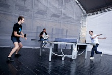 "17/06 The ""Leningradets"" circle of table tennis friends"