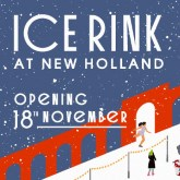The Season Opening Of The Ice Rink On New Holland Island